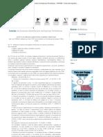 Estatuto Del Empleado Administrativo de Empresas Periodisticas
