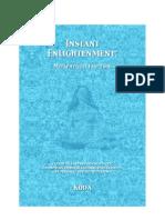 88597570 Instant Enlightenment