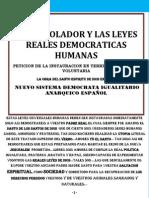 LEYES DE DIOS A INSTAURAR EN ESPAÑA 3