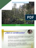 Certificacion y Certificaciones