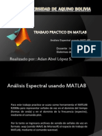 analisisespectralenmatlab-110427164808-phpapp01