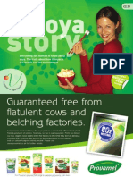 The Soya Story diet weight loss vegetarian