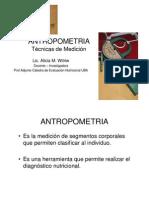 Antropomia~Tecnicas de Medicion [Modo de Compatibilidad]