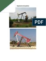 Explotación del petróleo