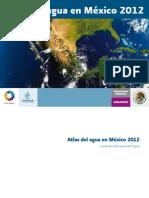 Atlas Del Agua en Mexico 2012