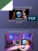 the advantages of digitalizing radiology xp