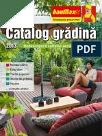Catalog Gradina 2013