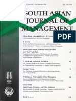 Organizational Outcomesof the Employees' Perceptionsof Performance Appraisal PoliticsA Study on Executive MBA Studentsin Bangladesh