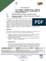 CIRCULAR EXTERNA No. 003 de 2012 - Credenciales de Personal Operativo
