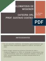 Granulomatosis de Wegener.pptx