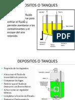 Depositos o Tanques