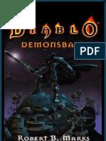 Série Diablo - Prelúdio - Destruidor de Demônios - (Robert B. Marks - Tradução de Nick Gray) [Demonsbane - 2000]