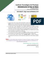 6.- Administracion de Base de Datos - Act5