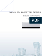 Service Manual for Oasis 3D Inverter Series(60Hz)