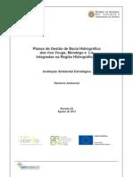 AAE RelatorioAmbiental PGBHVML