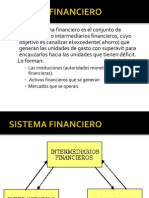 INTRODUCCION MERCADOS FINANCIEROS