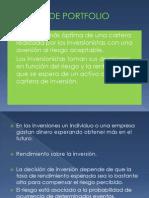 Teoria de Portfolio (1)