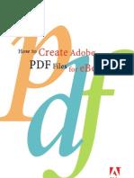 How to Create AdobePDF Docs