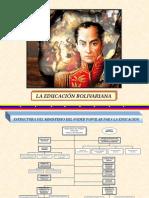 La Educación Bolivariana II