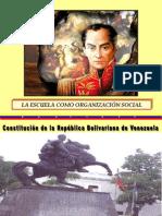 LA ESCUELA COMO ORGANIZACIÓN SOCIAL DIMAS