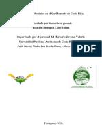 proyecto etnobotnico en el caribe norte de costa rica 2006 quesada
