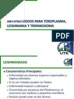 Farmacos Para Leishmania, Toxoplasma y Tripanosoma(2)