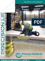 Prime Resins - Precision Lift Brochure