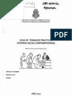 Guia de Trabajos Practicos Historia Social Contemp