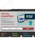 Fun and Motivation in the Classroom through Animation
