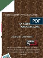 LA CIBERNETICA.ppt