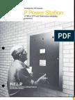 Holophane Emergency H.E.L.P. Power Station Series Brochure 1971