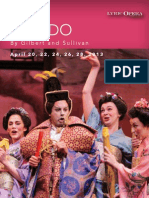 2013 The Mikado Program