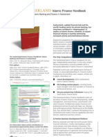 The Switzerland Islamic Finance Handbook