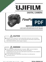 Fujifilm Finepix s9000 s9500 Sm ET 1