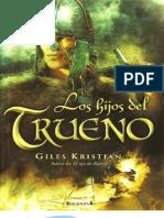Hijos Del Trueno - Giles Kristian