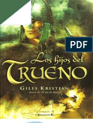 Hijos Del Trueno Giles Kristian Odin Thor