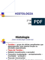 HISTOLOGIA - Tecido Epitelial2