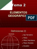 (Tema 02)Elementos Gegraficos