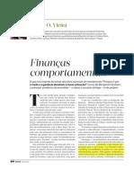 Emília O. Vieira - Finanças Comportamentais - Ensaio Exame - 2012-06