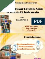 Analisa Pasar Susu Formula Di Indonesia
