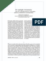 Guariglia, O. - El múltiple Aristóteles