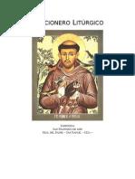Cancionero Liturgico Misa Bilingue