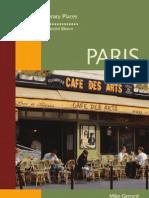 [Mike Gerrard, Harold Bloom] Paris (Bloom's Literary Places]