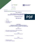 Trinidad and Tobago Constitution