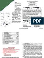 Manual Fusil de Asalto AK-103