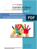 MONOGRAFIA Creatividad Infantil.docx