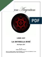 SSF - La Estrella Rubi