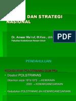 Politik Strategi 1