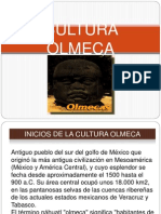 Cultura Olmeca Presentacion