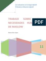 trabajonecesidadeshumanasdemaslow-110315073902-phpapp02
